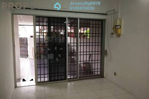 For Sale Terrace at Taman Pasir Putih Selatan, Ipoh Leasehold Semi Furnished 3R/2B 188k
