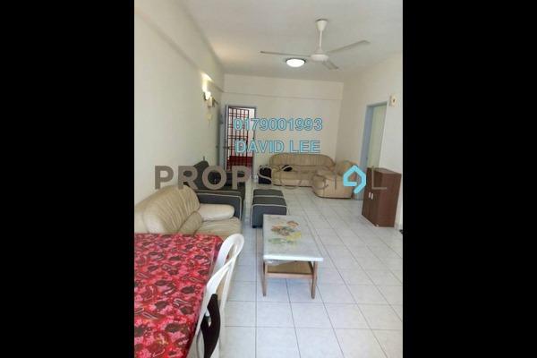 For Rent Condominium at Pelangi Damansara, Bandar Utama Freehold Semi Furnished 3R/2B 1.35k