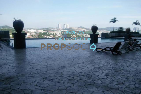 For Rent Apartment at Silk Sky, Balakong Freehold Fully Furnished 3R/2B 1.5k