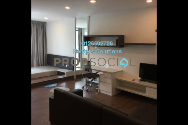 For Rent Apartment at Silk Sky, Balakong Freehold Fully Furnished 1R/1B 1.2k