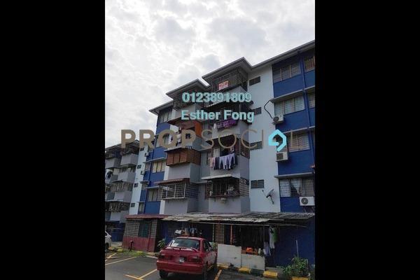 For Rent Apartment at Taman Pinggiran Batu Caves, Batu Caves Freehold Semi Furnished 3R/1B 650translationmissing:en.pricing.unit