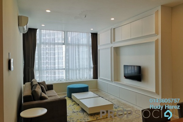 For Rent Condominium at The Manhattan, Bukit Ceylon Freehold Fully Furnished 2R/2B 4.9k