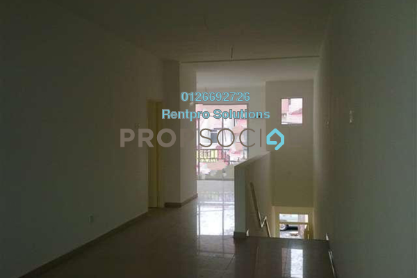 For Rent Terrace at Bayu Parkville, Balakong Freehold Unfurnished 3R/2B 1.2千