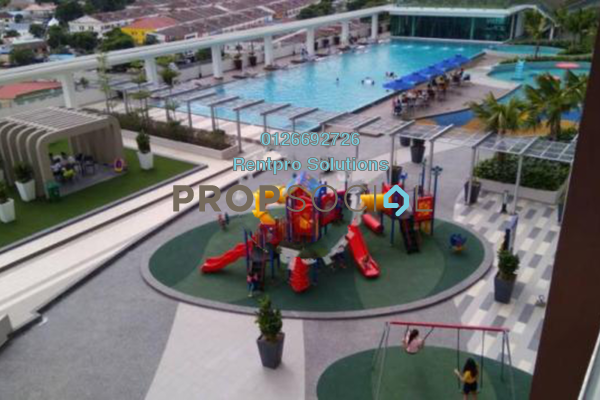 For Rent Condominium at Taman Impian Indah, Balakong Freehold Fully Furnished 2R/2B 1.5k