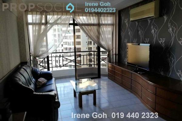 For Rent Condominium at Sunny Ville, Batu Uban Freehold Fully Furnished 2R/2B 1.4k