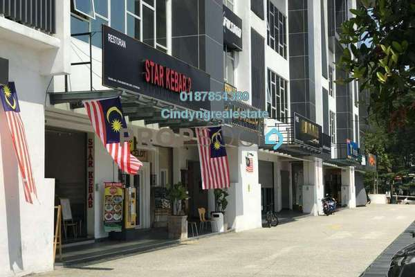 For Rent Shop at Nadayu28, Bandar Sunway Freehold Semi Furnished 0R/0B 12k
