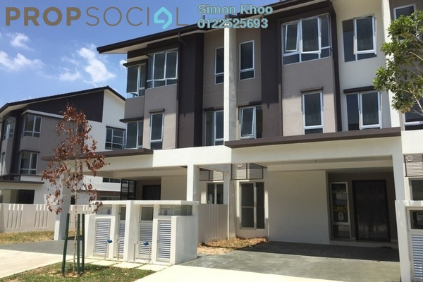 For Sale Terrace at Arahsia, Tropicana Aman Freehold Unfurnished 6R/5B 1.1m