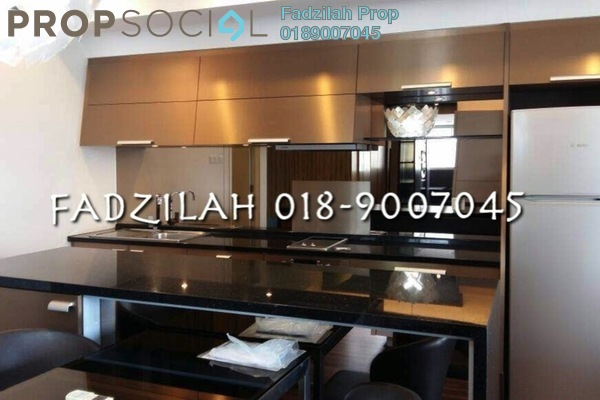 For Sale Condominium at VERVE Suites, Mont Kiara Freehold Fully Furnished 2R/2B 1.1m