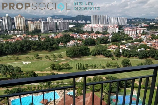 For Rent Condominium at The Link 2 Residences, Bukit Jalil Freehold Fully Furnished 2R/2B 1.94k