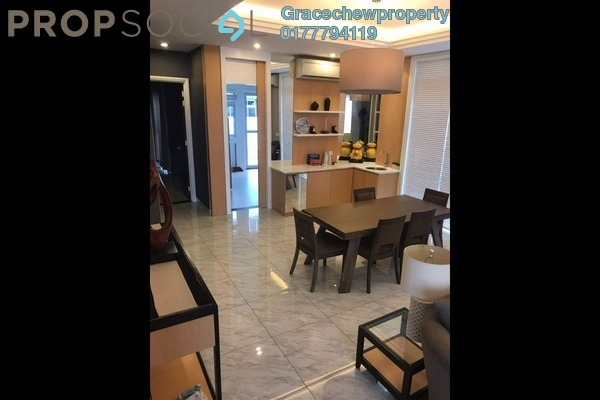 For Rent Serviced Residence at Eco Spring, Tebrau Freehold Fully Furnished 4R/4B 5.5k