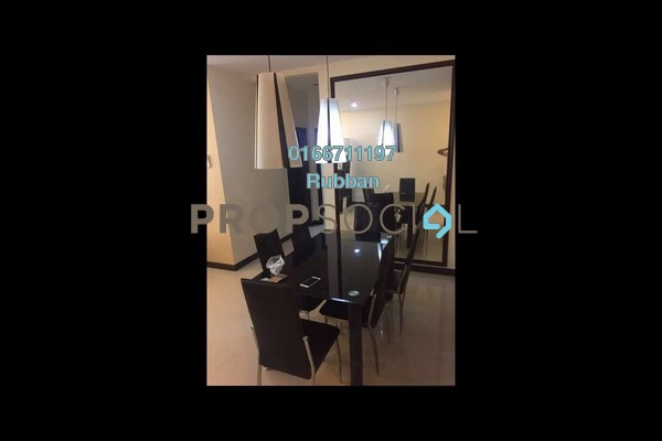 For Rent Apartment at Desa Idaman Residences, Puchong Freehold Fully Furnished 3R/2B 1.3k