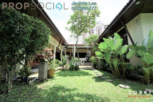 For Sale Bungalow at Taman Ampang Utama, Ampang Freehold Semi Furnished 5R/4B 3.08m