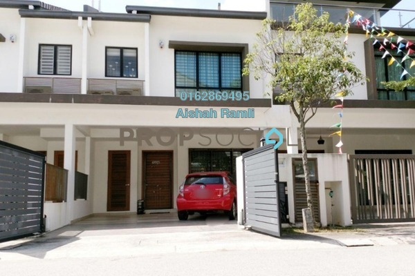 For Sale Terrace at Lyden, 16 Sierra Freehold Fully Furnished 5R/4B 980k