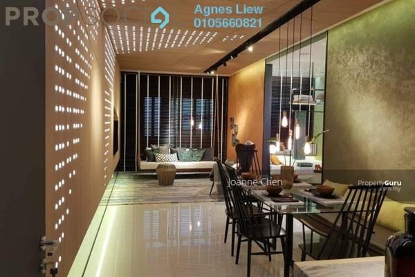 For Sale Condominium at M Centura, Sentul Freehold Semi Furnished 3R/2B 399k