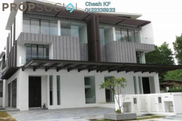 For Sale Semi-Detached at Perdana Lakeview East, Cyberjaya Leasehold Unfurnished 6R/7B 2.2m