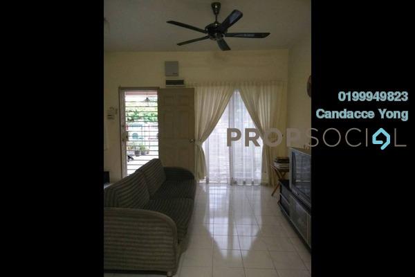 For Sale Terrace at Setia Indah, Setia Alam Freehold Semi Furnished 4R/3B 520k