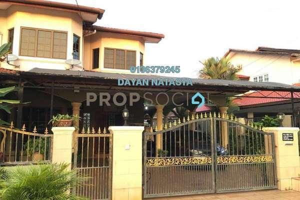 For Sale Semi-Detached at Taman Kantan Permai, Kajang Freehold Fully Furnished 5R/3B 900k