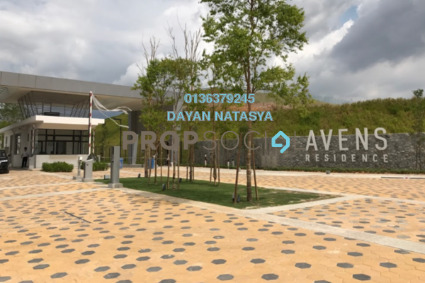 For Rent Superlink at Avens Residence, Southville City Freehold Unfurnished 4R/4B 2.5k