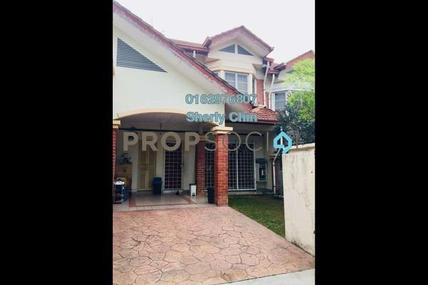 For Sale Terrace at Suadamai, Bandar Tun Hussein Onn Freehold Semi Furnished 4R/3B 678k