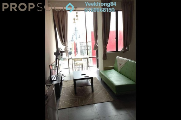 For Sale SoHo/Studio at Empire Damansara, Damansara Perdana Freehold Fully Furnished 1R/1B 308k