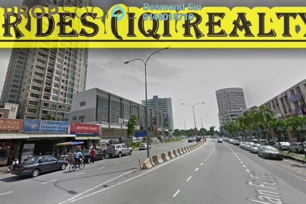 For Sale Shop at Fettes 10, Tanjung Tokong Freehold Unfurnished 0R/0B 1.6m