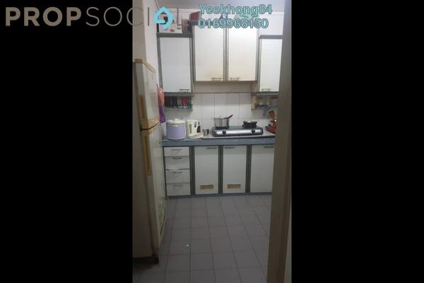 For Sale Condominium at De Tropicana, Kuchai Lama Freehold Semi Furnished 3R/2B 370k