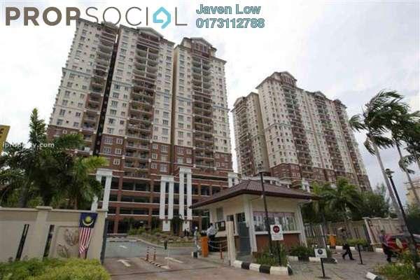 For Rent Condominium at Fortune Park, Seri Kembangan Freehold Fully Furnished 4R/2B 1.8k