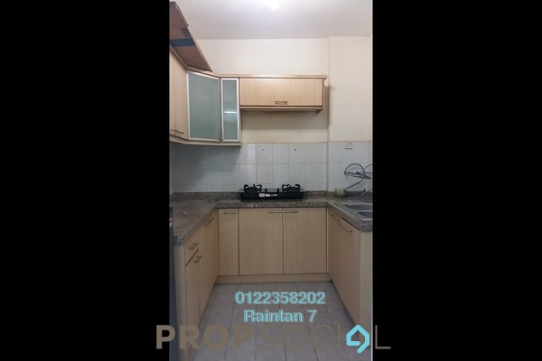 For Sale Apartment at Arena Green, Bukit Jalil Freehold Semi Furnished 3R/2B 325k