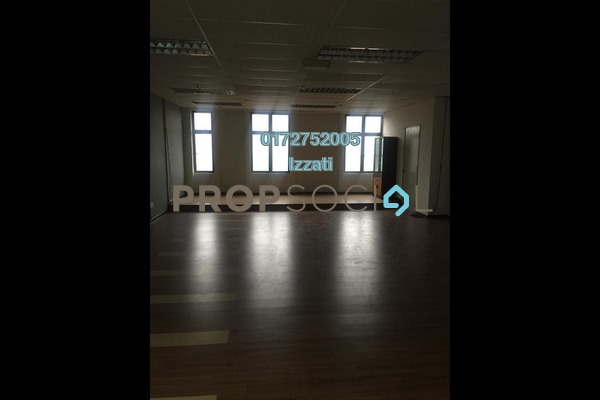 For Rent Office at Phileo Damansara 1, Petaling Jaya Freehold Semi Furnished 0R/1B 2.7k