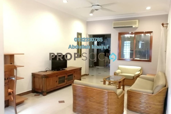 For Rent Terrace at Taman Maju Jaya, Pandan Indah Freehold Fully Furnished 4R/3B 2.5k