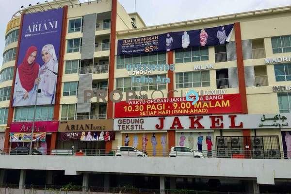 For Sale Shop at Ostia Bangi Business Avenue, Bandar Baru Bangi Freehold Unfurnished 0R/2B 1m