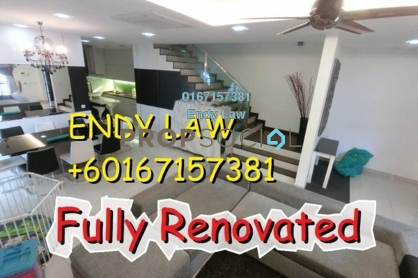 For Sale Semi-Detached at Bestari Business Park, Klang Freehold Semi Furnished 4R/3B 1.02m
