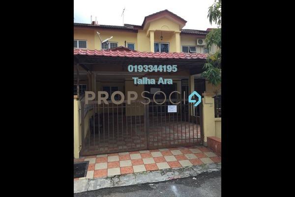For Sale Terrace at Taman Universiti, Bangi Freehold Unfurnished 4R/3B 490k