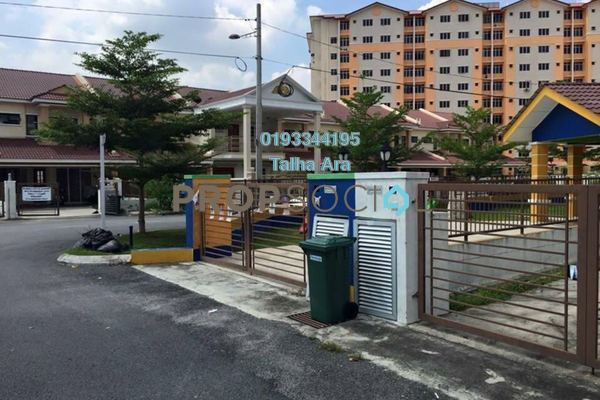 For Sale Terrace at Taman Reko Mutiara, Kajang Freehold Unfurnished 4R/4B 550k