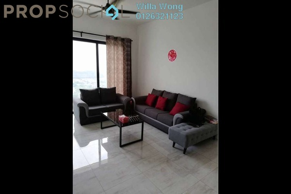 For Rent Condominium at CloudTree, Bandar Damai Perdana Freehold Fully Furnished 3R/2B 1.9k