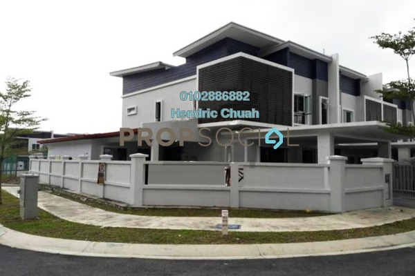 For Sale Link at Forest Heights, Seremban Freehold Unfurnished 5R/4B 850k