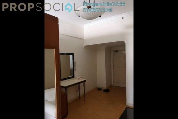 For Rent Apartment at Dorchester, Sri Hartamas Freehold Fully Furnished 0R/1B 1.3k
