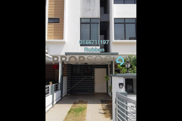 For Rent Terrace at Taman Tasik Prima, Puchong Freehold Fully Furnished 5R/4B 2.7k