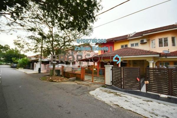 For Sale Terrace at Seksyen 5, Bangi Freehold Unfurnished 4R/3B 490k
