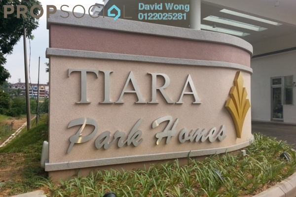 For Sale Condominium at Tiara ParkHomes, Kajang Freehold Unfurnished 4R/3B 450k