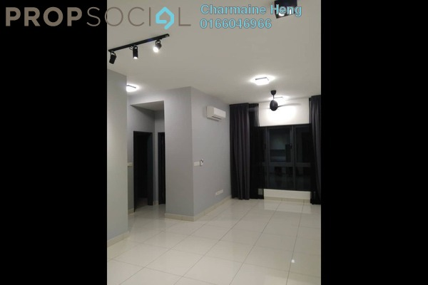 For Rent Serviced Residence at The Link 2 Residences, Bukit Jalil Freehold Semi Furnished 1R/1B 1.5k