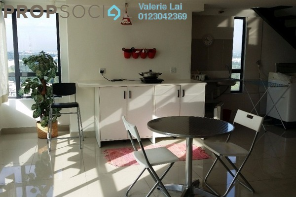 For Rent Condominium at Subang SoHo, Subang Jaya Freehold Fully Furnished 2R/2B 2.55k