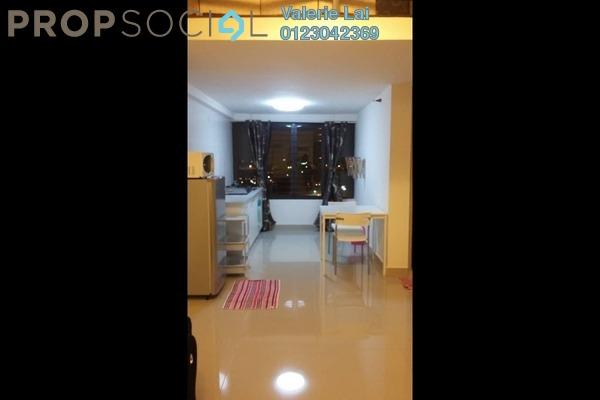 For Rent Condominium at Subang SoHo, Subang Jaya Freehold Fully Furnished 1R/1B 1.6k