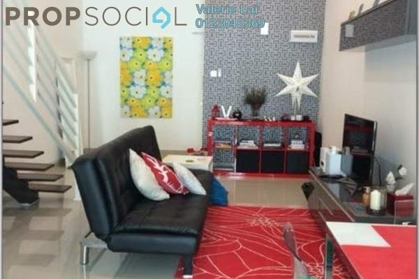 For Rent Condominium at Subang SoHo, Subang Jaya Freehold Fully Furnished 1R/1B 1.85k