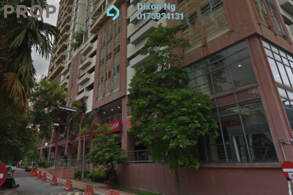 For Sale Condominium at D'Alamanda, Cheras Freehold Semi Furnished 2R/1B 345k