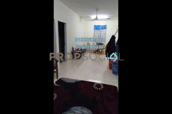 For Sale Apartment at Seremban Putra Apartments, Seremban Leasehold Unfurnished 3R/2B 150k