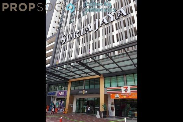 For Sale SoHo/Studio at Suria Jaya e-SOFO, Shah Alam Freehold Unfurnished 1R/1B 200k