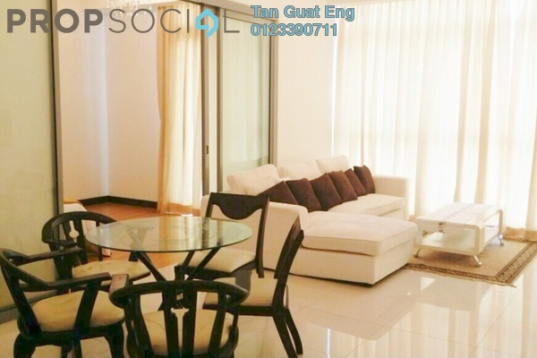 For Sale Condominium at Hampshire Residences, KLCC Freehold Semi Furnished 2R/2B 1.33m