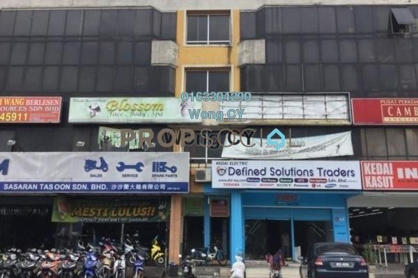 For Sale Shop at Bandar Pinggiran Subang, Subang Freehold Unfurnished 0R/1B 650k