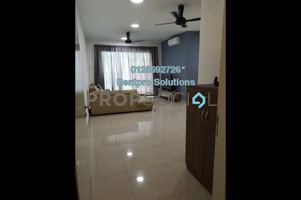For Rent Condominium at Parkhill Residence, Bukit Jalil Freehold Fully Furnished 3R/2B 2.6k